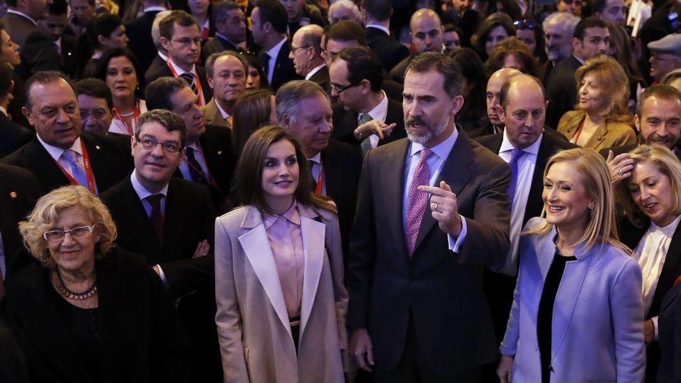 Stand del Principado de Asturias en FITUR.Stand del Principado de Asturias en FITUR
