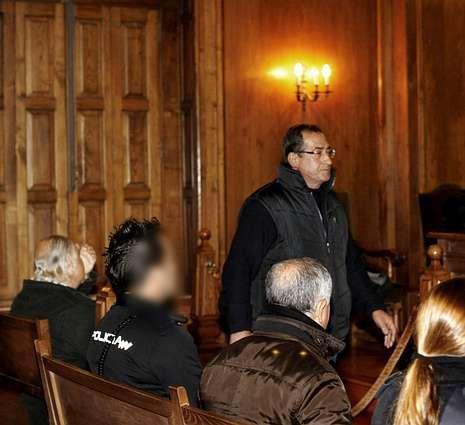 Gerardo Iglesias.El fiscal solicita once años para cada uno de los acusados.