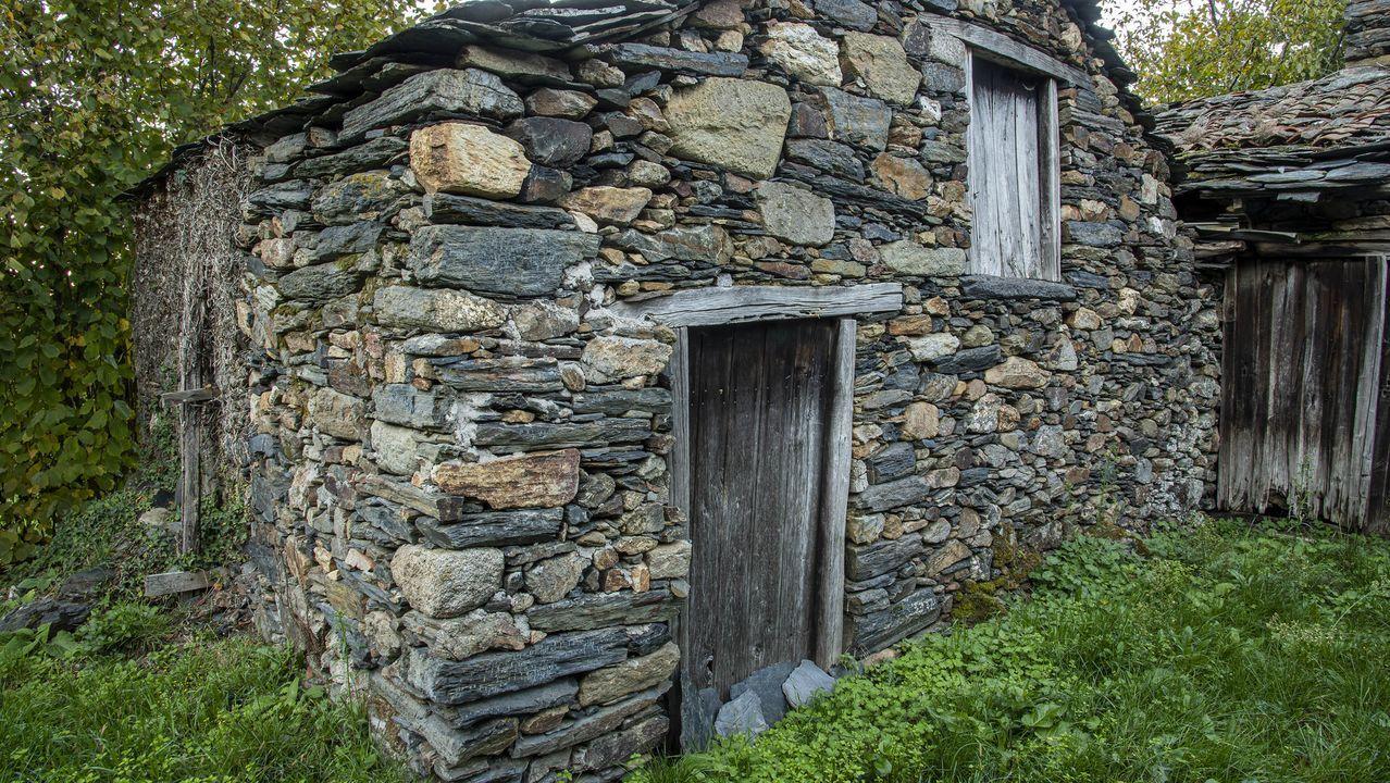 Los sequeiros de la localidad dejaron de utilizarse hace años para secar las castañas