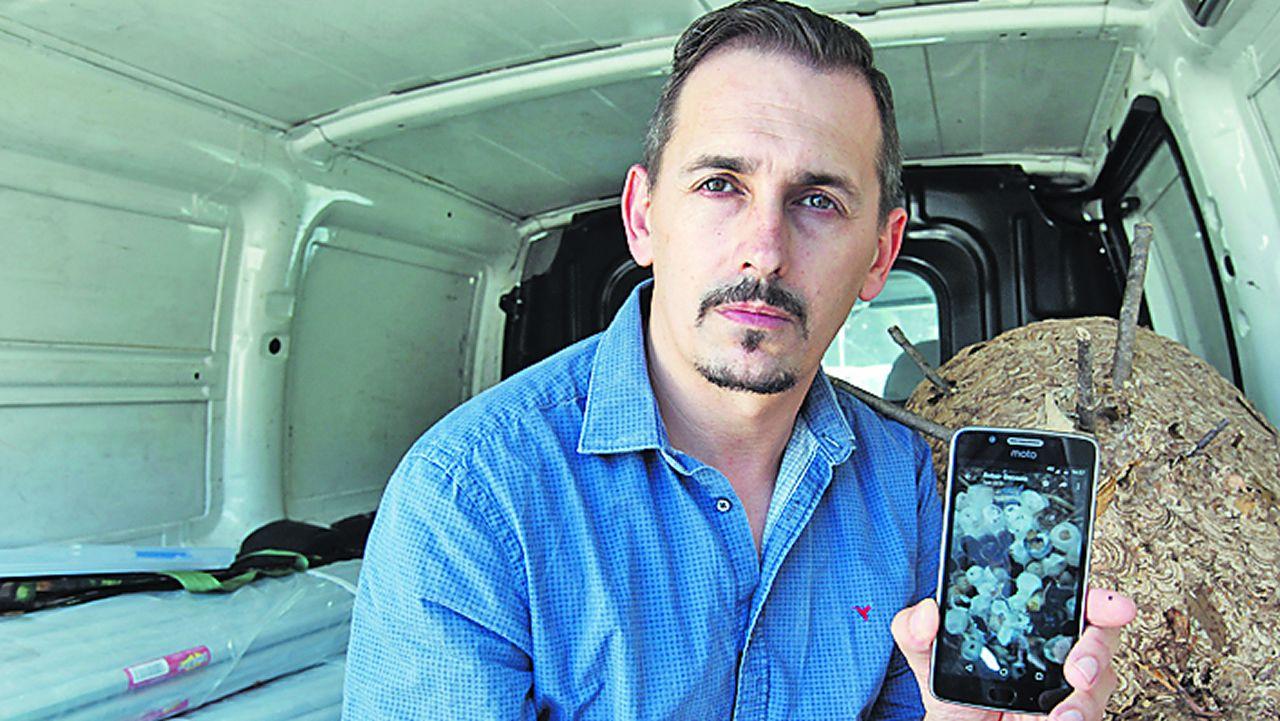 José María leva retirados con Serpa 2.053 niños de velutina