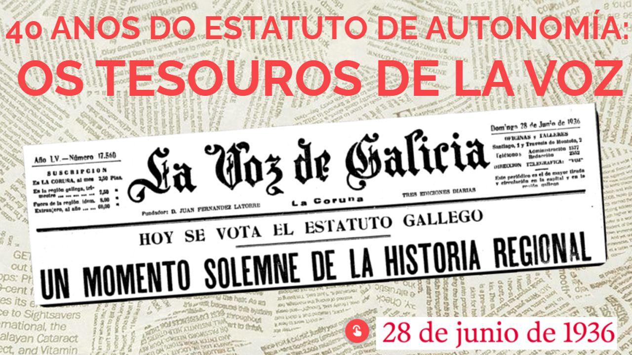 Como somos realmente os galegos? 40 anos do Estatuto de Autonomía de Galicia.Grafoplás ha sumado una nueva fábrica a sus instalaciones para la producción de Radex con la máxima seguridad