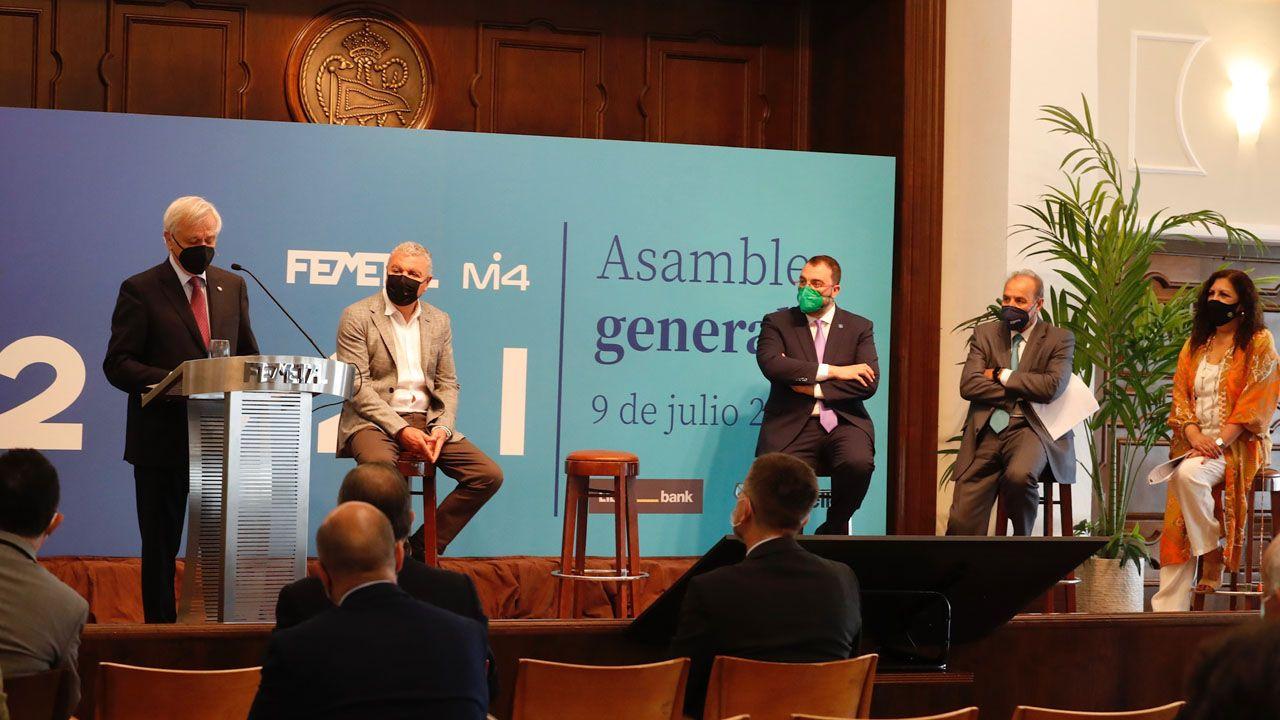 Asamblea de Femetal/ Armando Álvarez