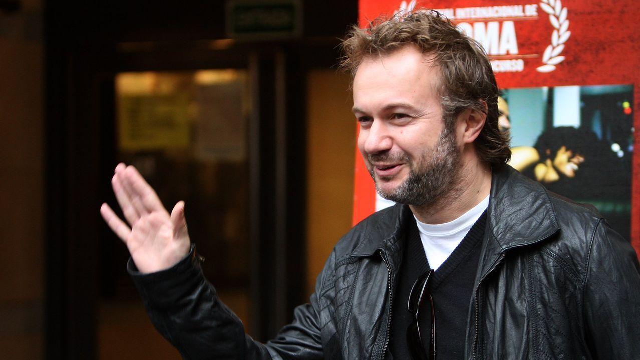 El actor Tristán Ulloa