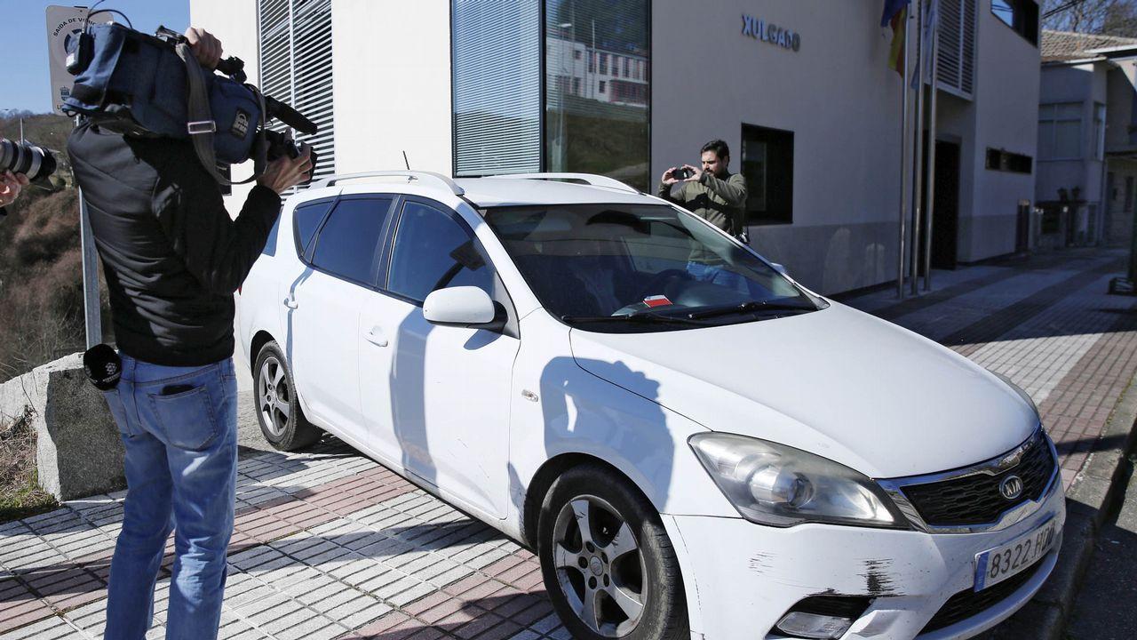 Obligaban a seis rumanas prostituirse 11 horas al día.Imagen de archivo de una patrulla de la Policía Nacional