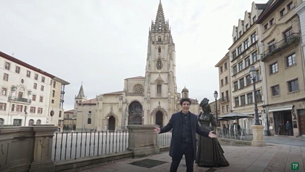 El mago Miguel de Lucas, en Oviedo