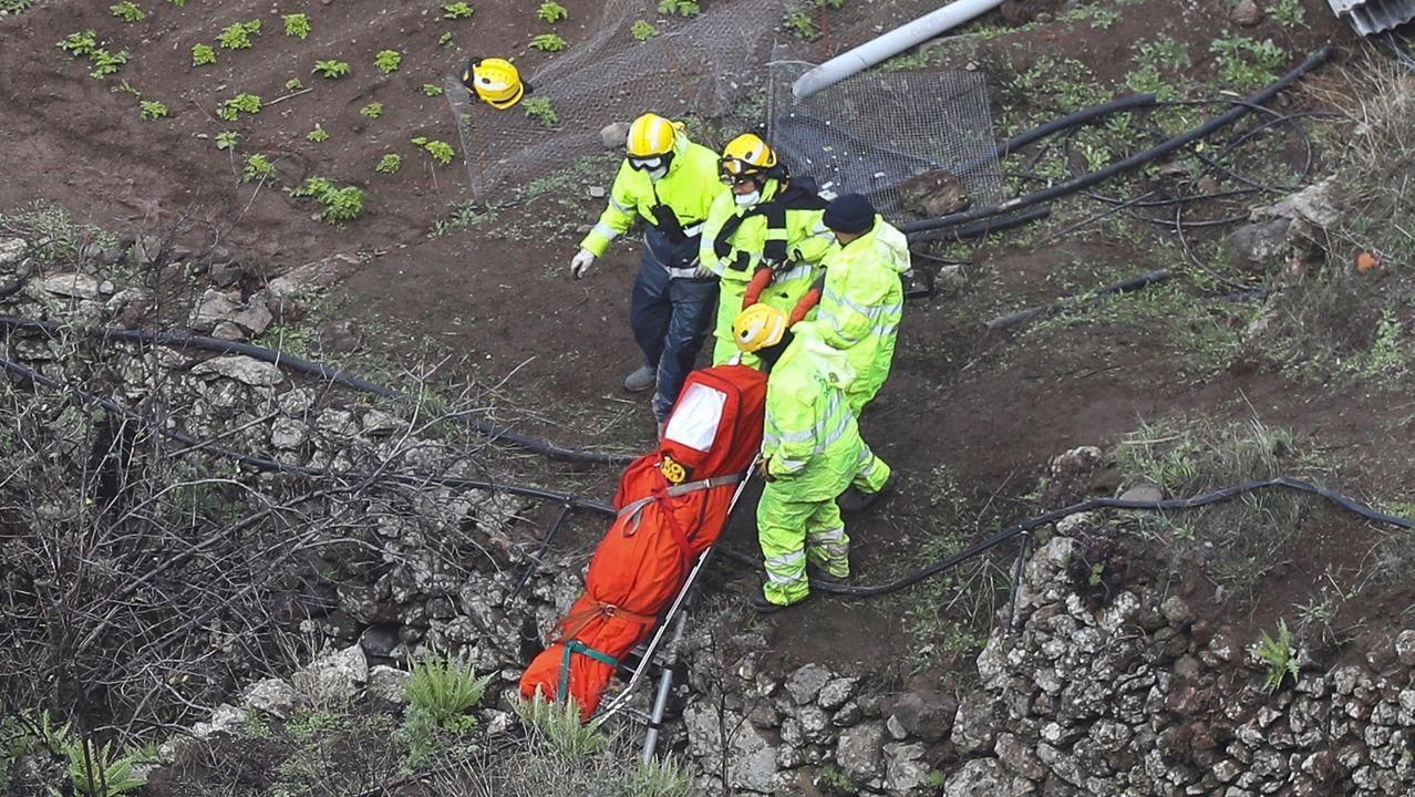 Así ha sido el despliegue para rescatar a la familiaasturiana accidentada en Canarias.Carlos Navarro, en una imagen de archivo