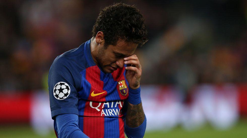Luis Enrique: «Estoy preparado para jugar con o sin Neymar»