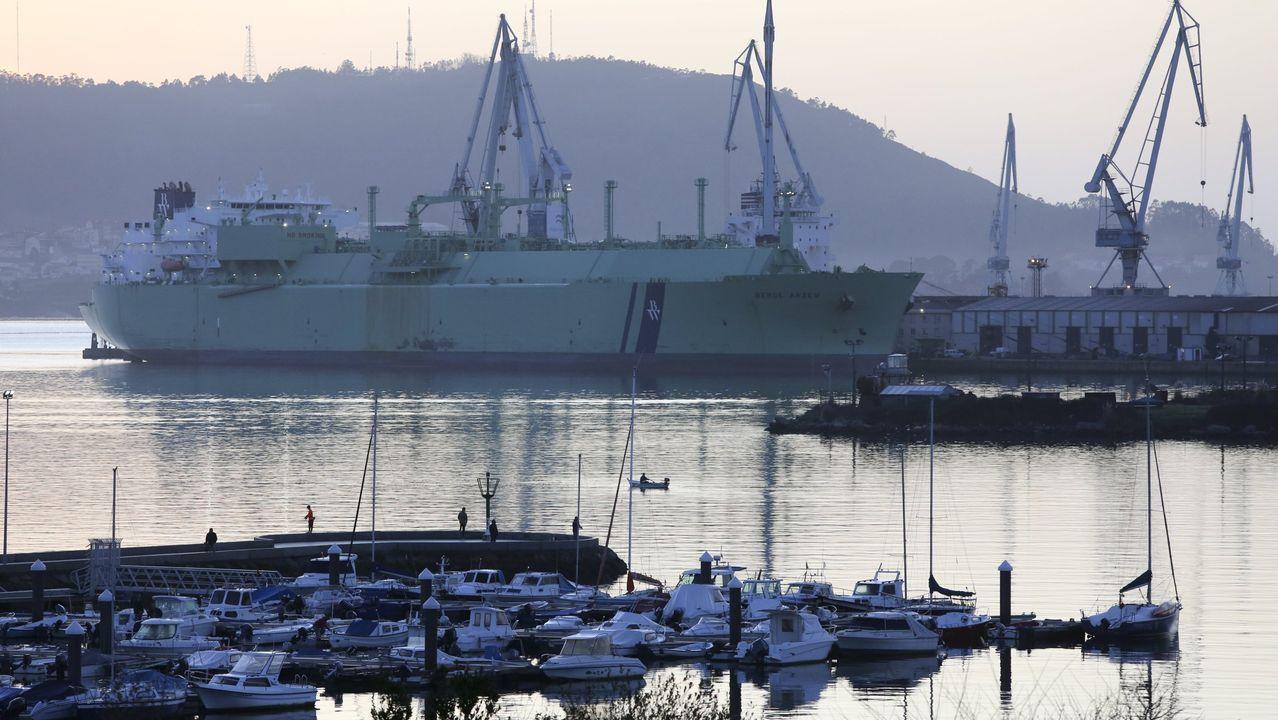 Alcoa seguirá con el ERE: no hubo acuerdo.Vista general de la cárcel de Asturias