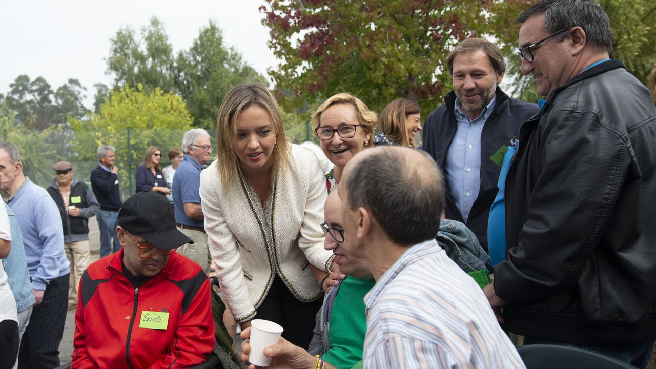 Conselleira de Política Social,Fabiola García, asistirá á VIII Festa das Familias en Aspronaga