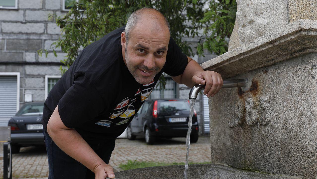 «El parque da un poco de pena, porque está sucio».Juan Molina, escolta en la Policía Nacional