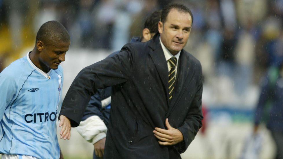 Asegura que Víctor Fernández fue quien le convenció para fichar por el Celta