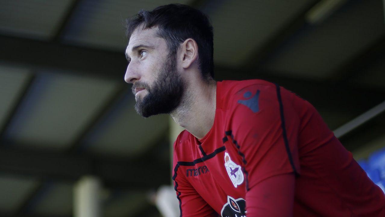 Ibra Ibrahima Balde Deivid Las Palmas Real Oviedo Gran Canaria.Juan Carlos Unzué