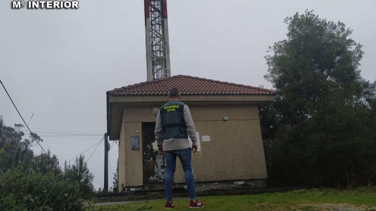 Vacunación masiva en el Ifevi, en Vigo