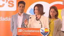 «Ciudadanos llega a Galicia para quedarse»