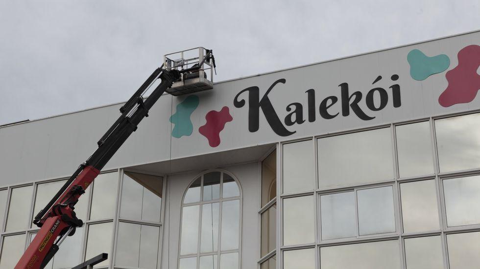 Fabrica de yogures de Kalekoi, en Lalín, proyecto ganador de una de las ediciones