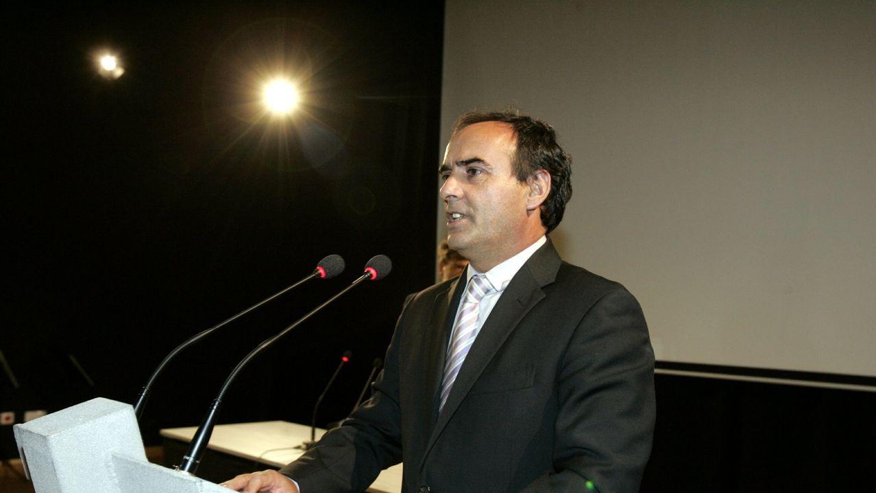 Estos fueron los participantes enel Concurso Territorial de Doma Clásica.Manuel Rodríguez, alcalde de Coles