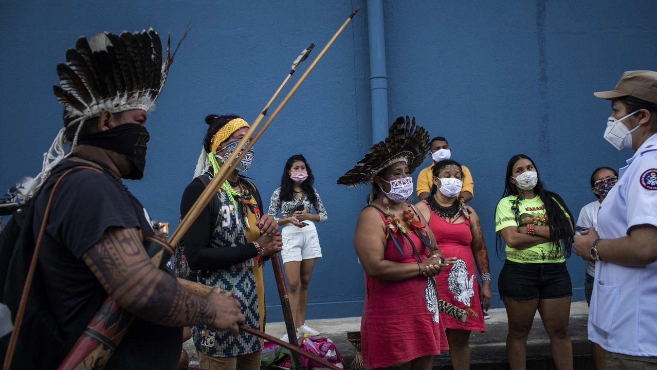 Brasil ya es el tercer país del mundo con más contagiados