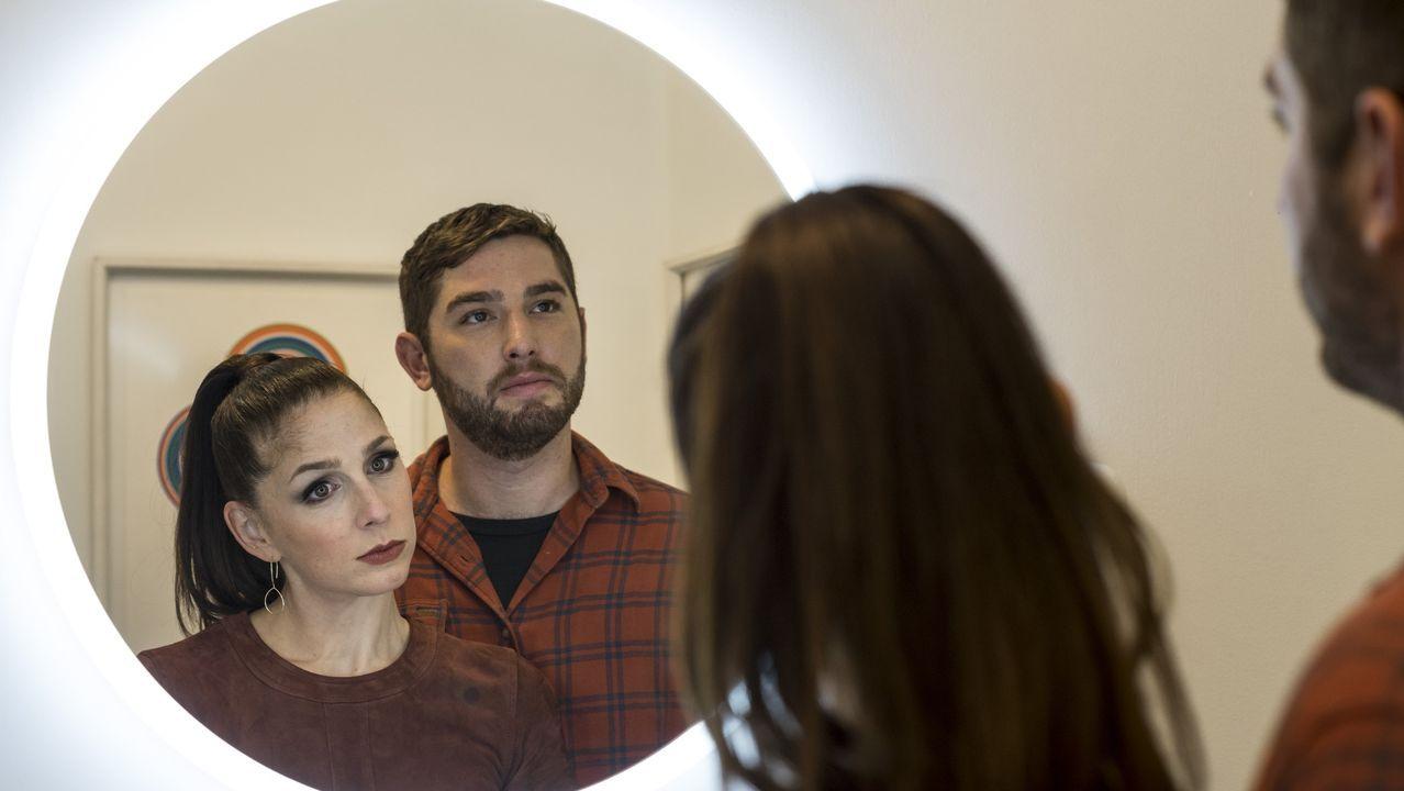 Entrevista a María Galiana en «La Resistencia».Los hermanos Acosta protagonizan la nueva versión de «Cinco en familia»