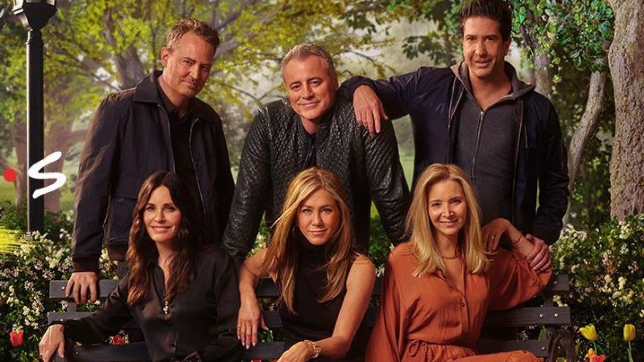 Imagen del especial «Friends: La reunión»