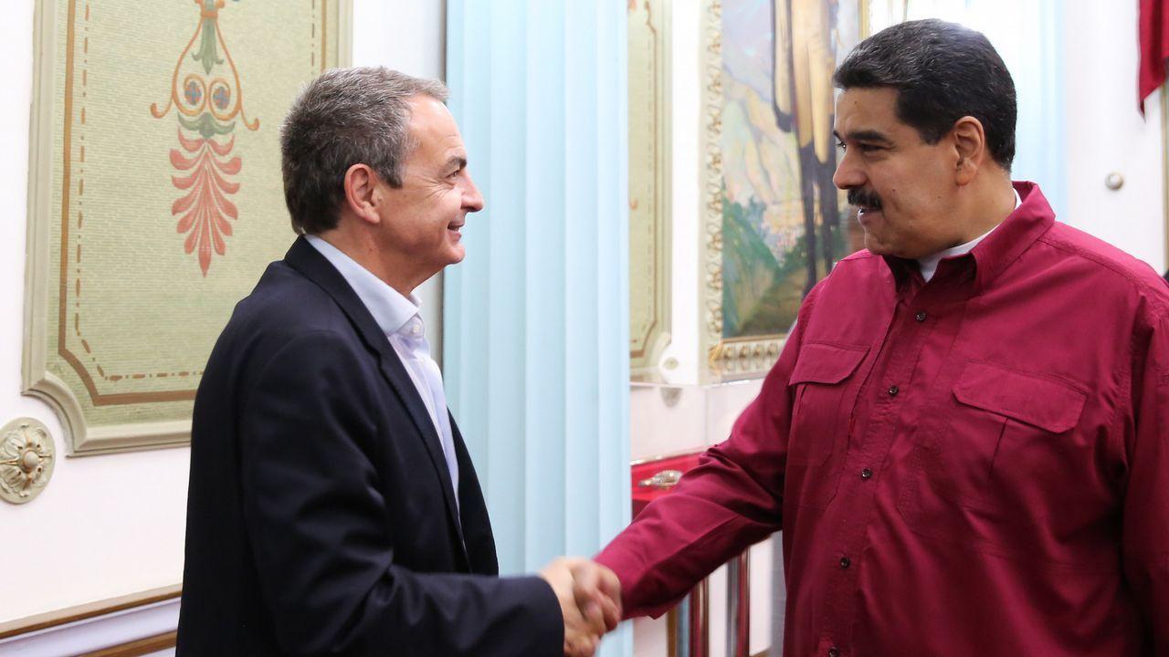 Las caras que pasan más desapercibidas del Gobierno de Rajoy.Manuel Marín, durante el XXVII aniversario de la Constitución, en el 2005
