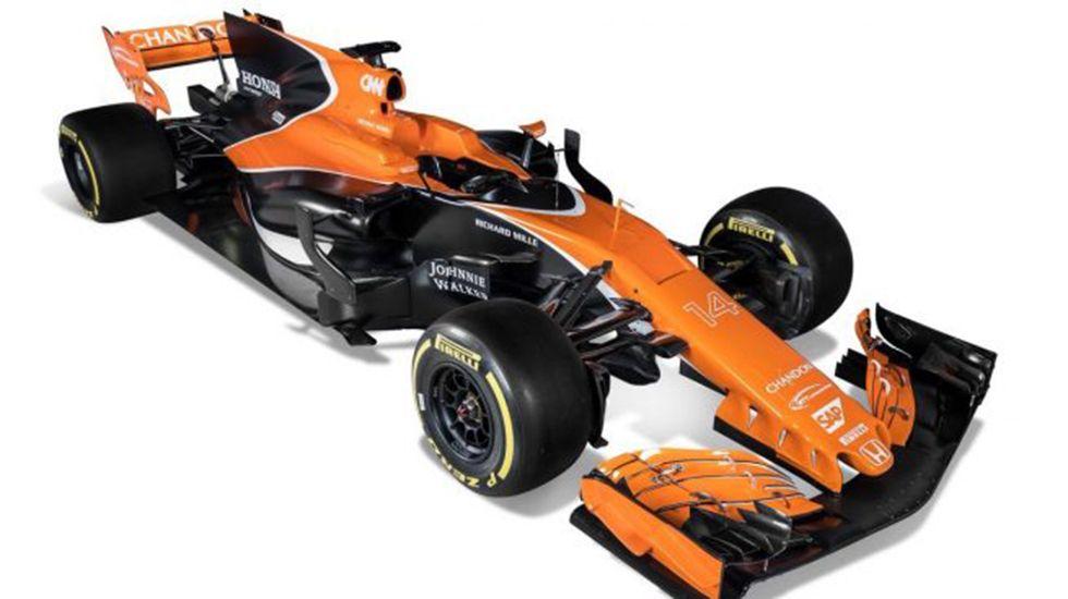 El nuevo McLaren de Fernando Alonso.Melandri, tras Biaggi, regresa al Mundial.