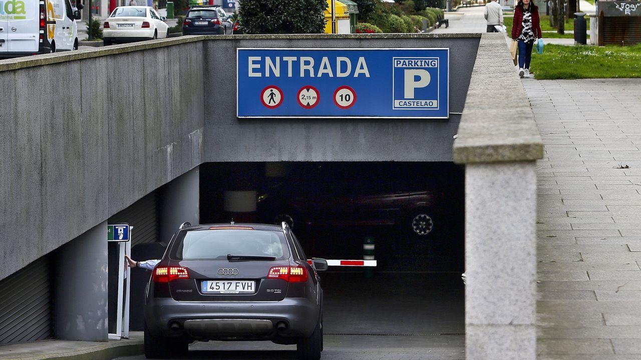 Protesta del metal en Vigo