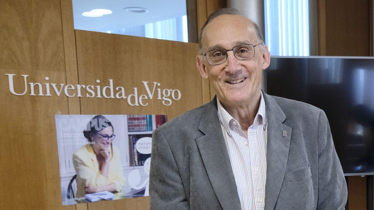 Aldara Otero formou parte da Orquestra Xove da Sinfónica de Galicia