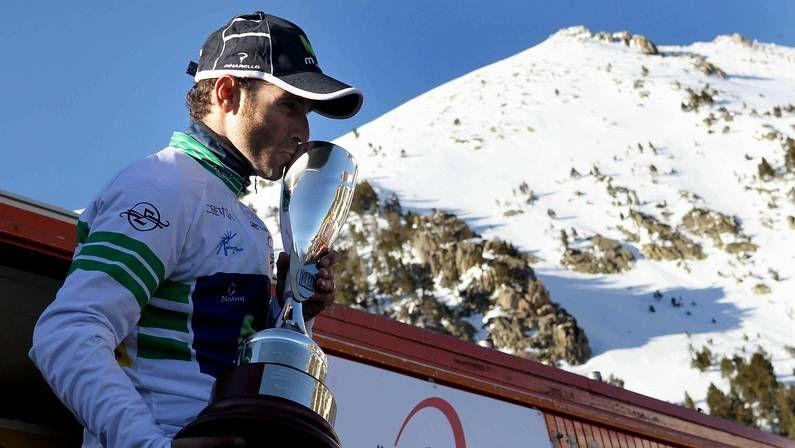 Contador llega a meta