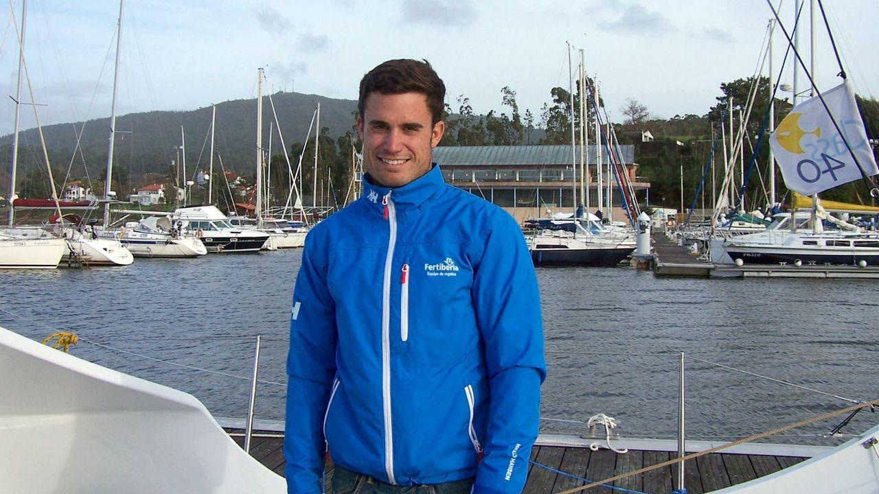 Iago López Marra. Campeón de Europa de vela en la clase 49er, afrontará Tokio con la esperanza de lograr medalla