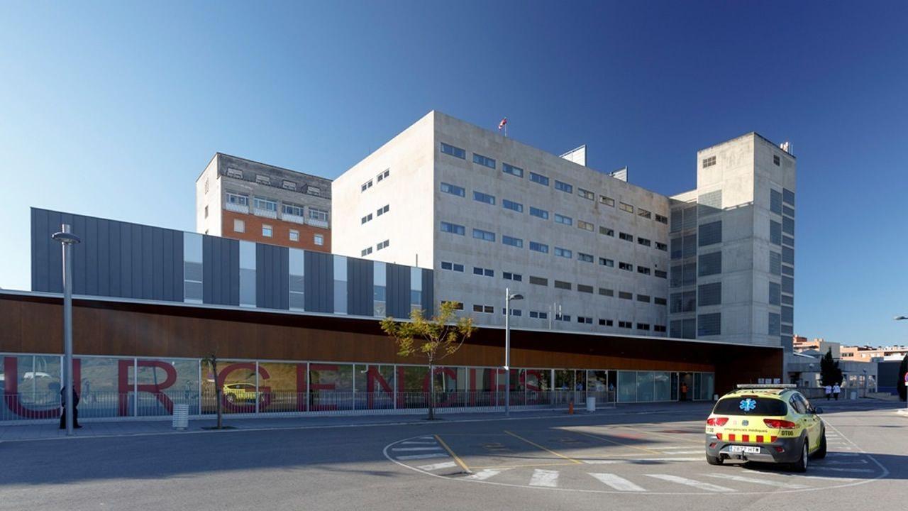 Servicio de Urgencias en el Hospital Joan XXIII de Tarragona