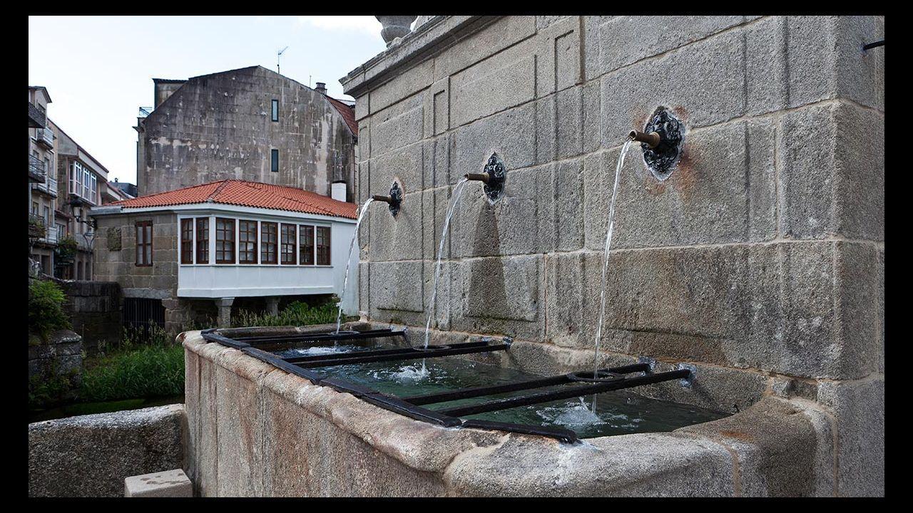 Así era el antiguo Oviedo.Imágenes del libro Oviedo. Forma urbis
