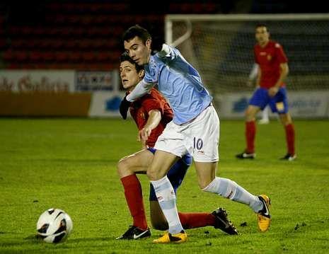 Jonathan Vila pide que el Celta se centre en el juego