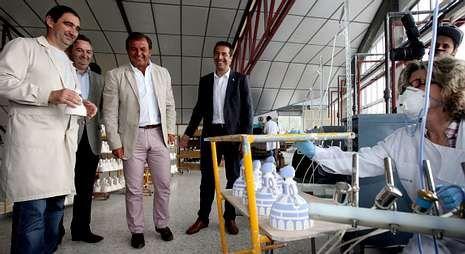 Emilio Bruquetas es director general de Reganosa desde principios del pasado año.