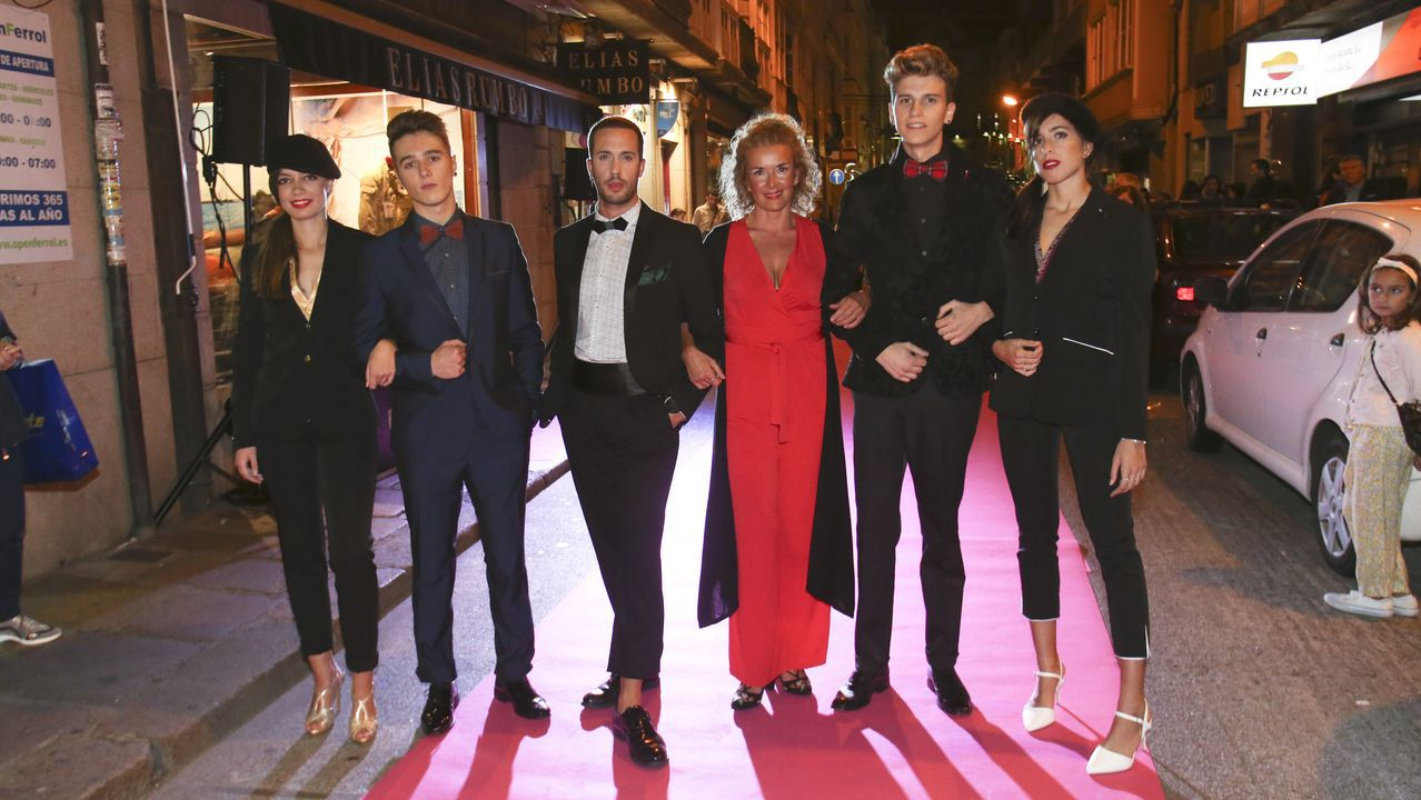 La Fashion vuelve a llenar el centro de Ferrol