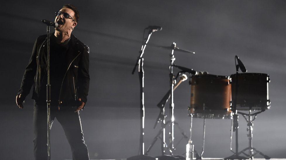 U2 Songs in Rock Band 4!.La terraza de A Gramola, en Cervantes, acogerá un concierto de la Banda de Nash.