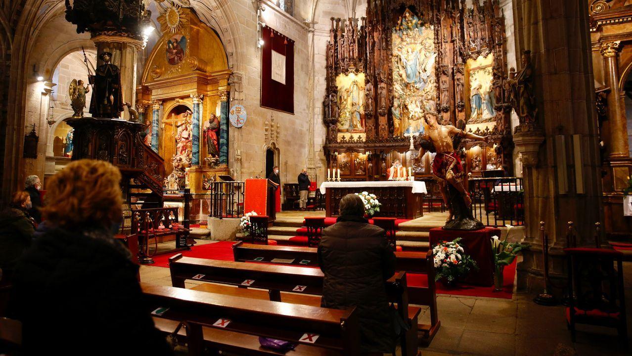Residencia Nuestra Señora del Carmen de Sarria