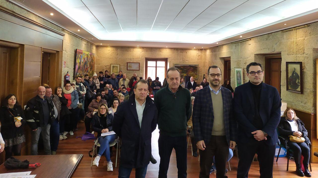 <span lang= gl >Xuntae Círculo das Artesasinan un convenio de colaboración</span>
