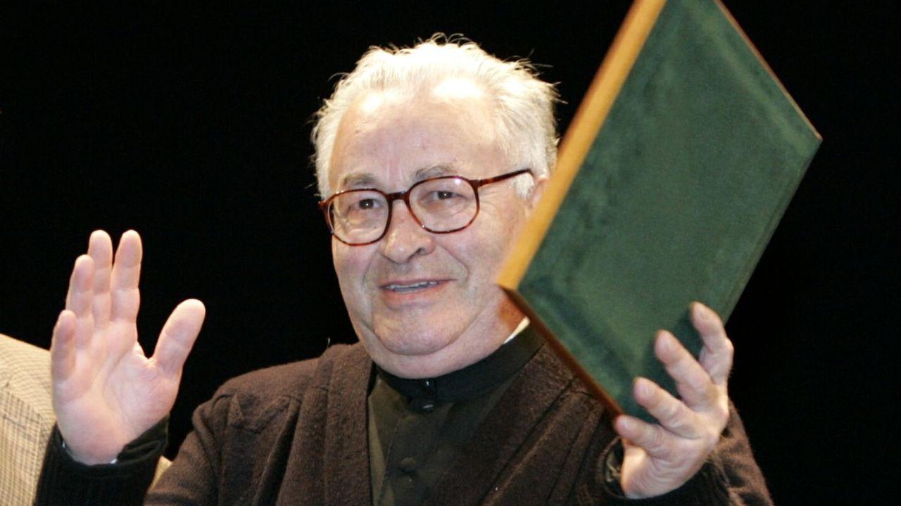 Lisardo Ramos fue párroco de Santa Teresita, en Ourense