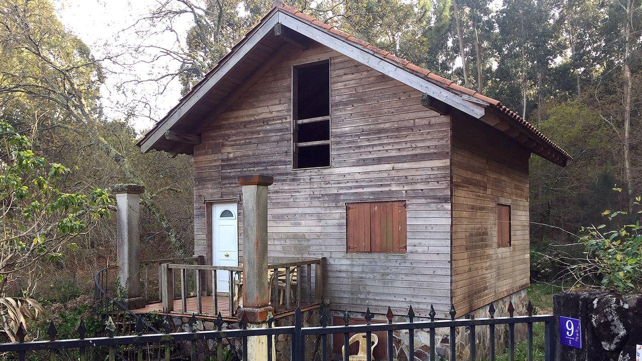 Agustín se escondió en esta casa cuatro días hasta su detención