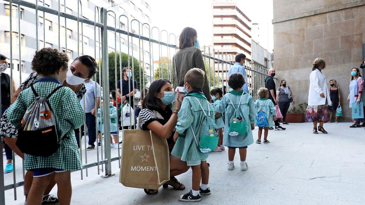 La reapertura de los colegios ha sido esencial, creen los expertos, para recuperar el equilibrio emocional de los niños