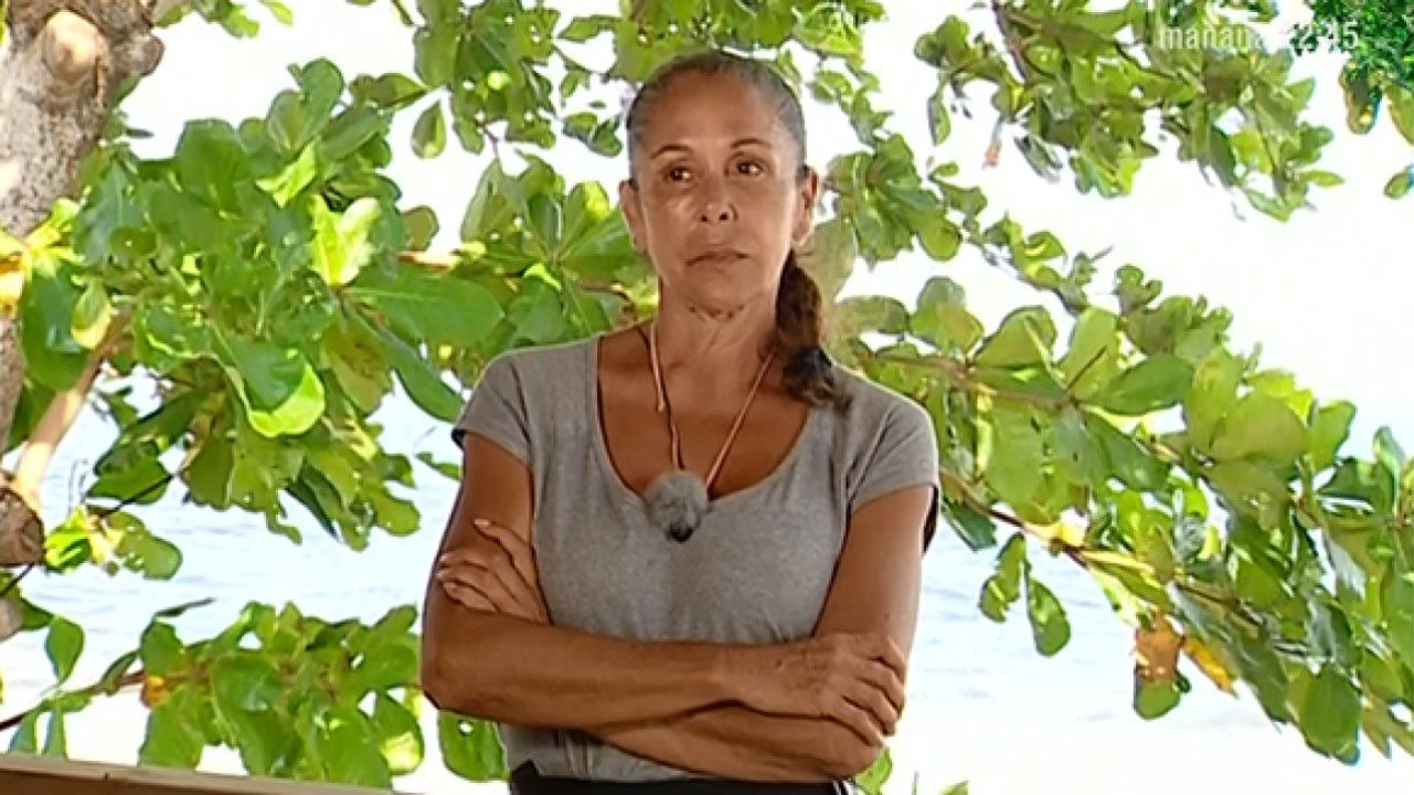 Isabel Pantoja a Omar:«¿Tú qué te crees, Daddy Yankee o Juan Magán? ».Fiesta de Lara Álvarez