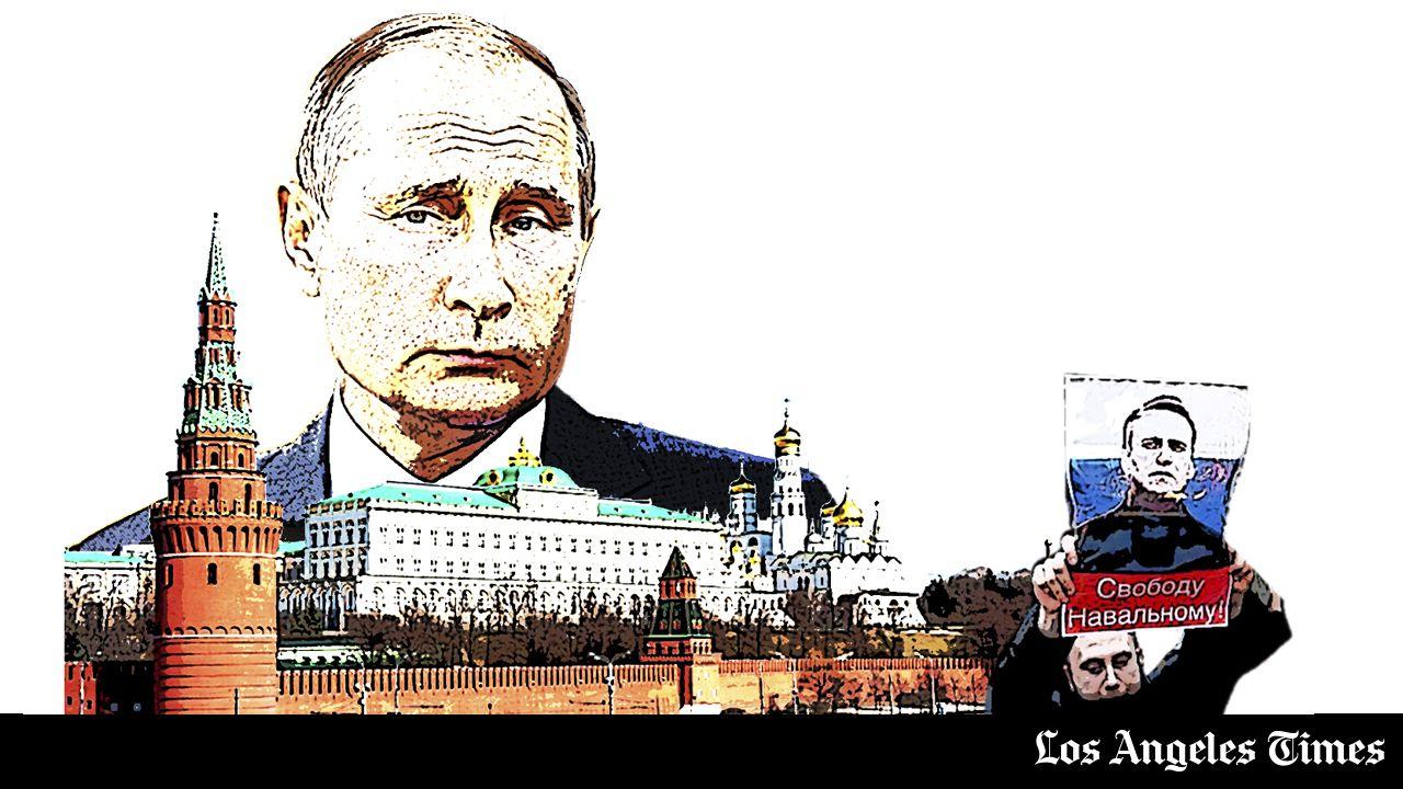 Seguéi Lavrov, durante su reunión con Borrell el 5 de febrero