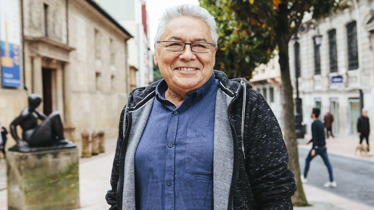 Adriano Berdasco, empresario y presidente de la Federación de Turismo Rural (Fastur)