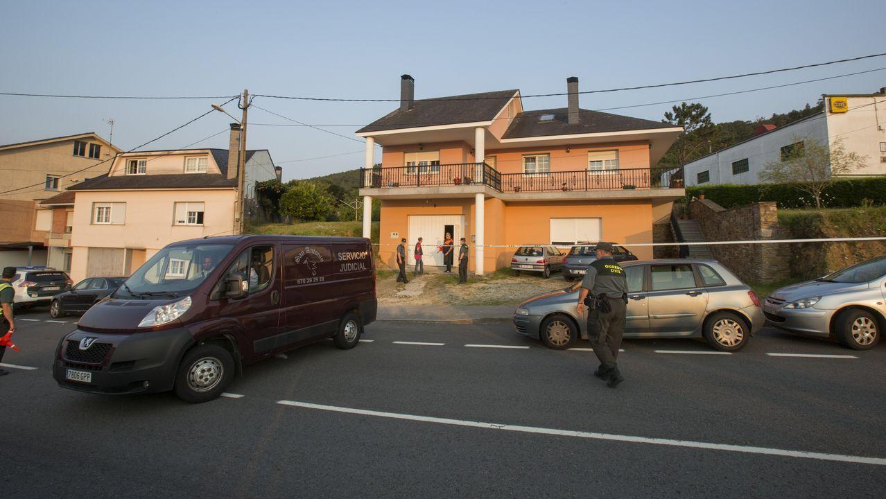 La víctima del crimen de Cabana trataba de escapar cuando recibióvarios tiros