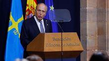 El presidente de la Fundación Princesa de Asturias, Luis Fernández Vega