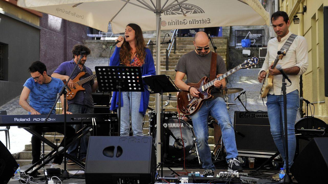 La banda de blues Ship of Fools actuará el viernes en el Club Clavicémbalo