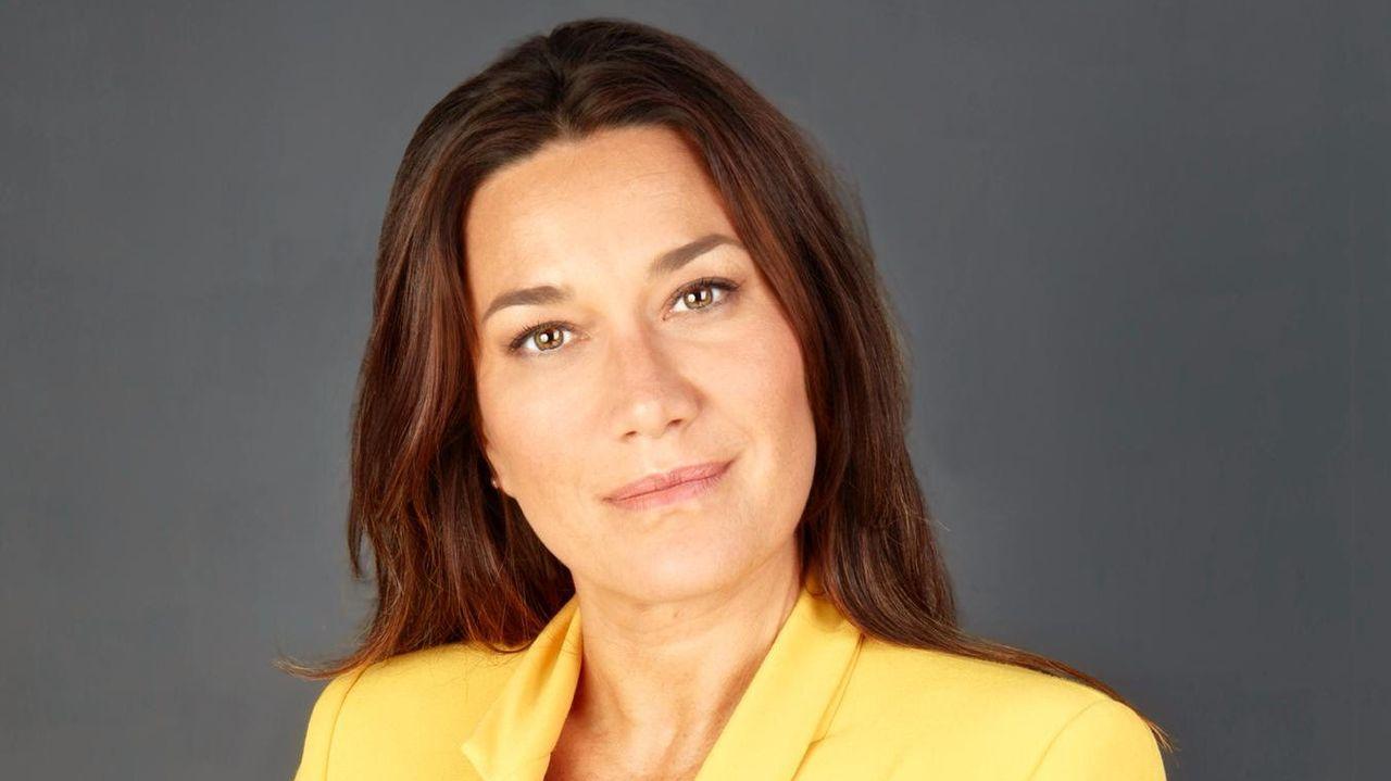 Alba García es una de las comisarias de la exposición  Catarsis , que puede verse en la galería Sargadelos de Monforte