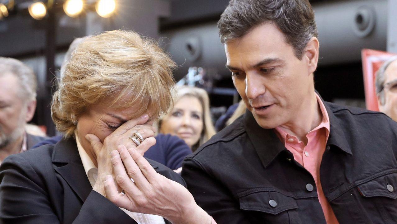 PP y PSOE suben el tono de sus acusaciones.Rafael López Ocaña, en 1990