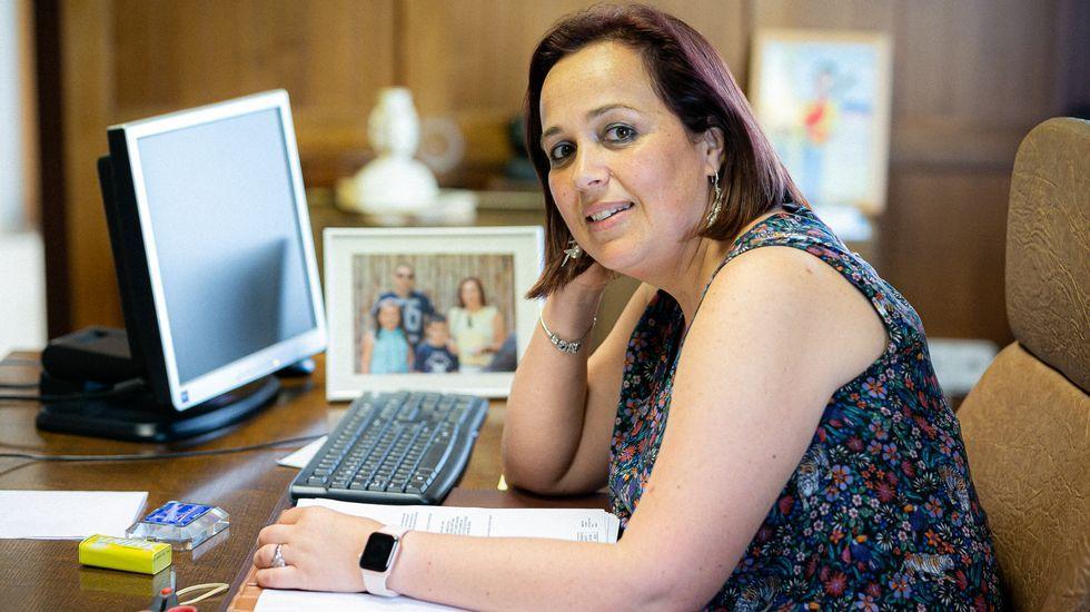 rioboo.Pilar López-Riboo es la subdelegada del Gobierno en A Coruña