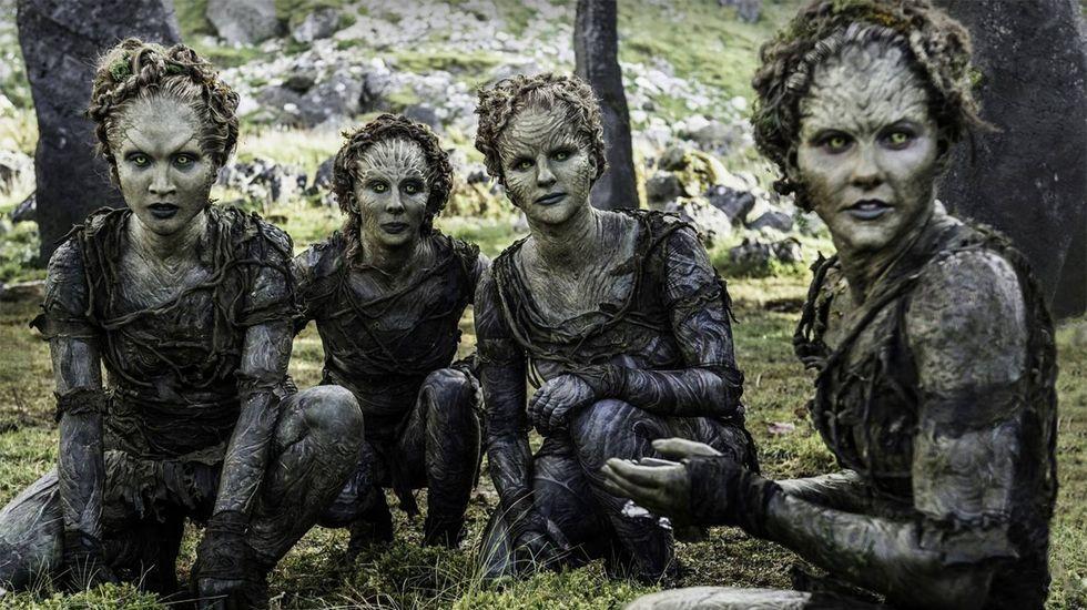 Los Niños del Bosque, habitantes autóctonos de Ponientes